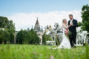 Brautpaar Laxenburg