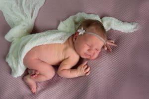 Nude Baby Girl